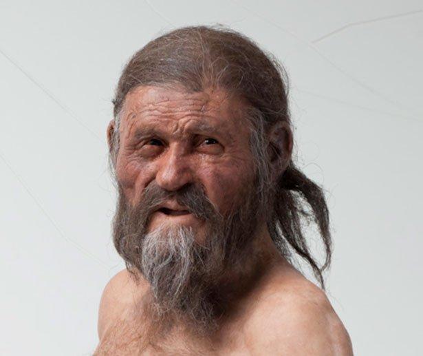 Porträtansicht Oetzis