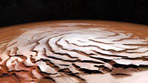 Mars-Nordpol