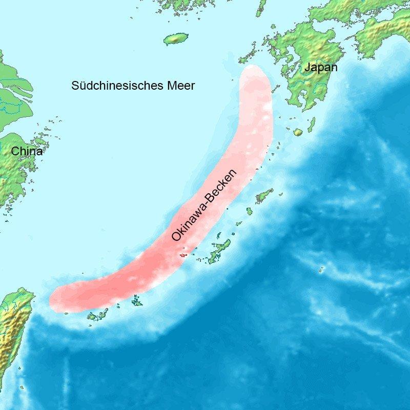 Okinawa-Becken