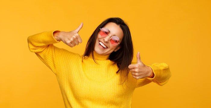 Картинки по запросу Optimisten leben länger