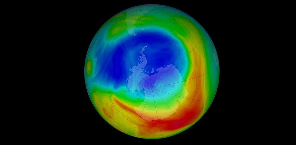 Ozonloch 2019