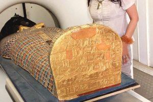 Mumien-Scan