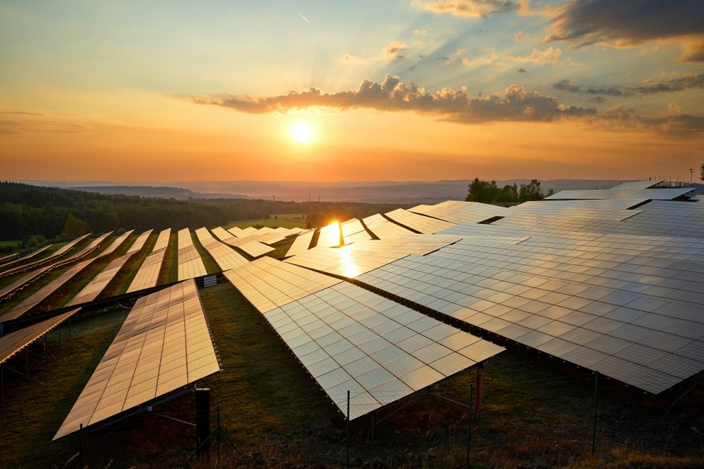 Symbolbild Photovoltaik