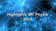Physik-Highlights
