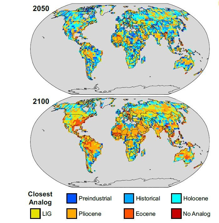 Klimaprognosen