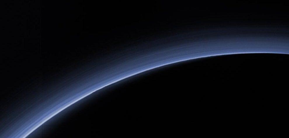 Plutos Gashülle