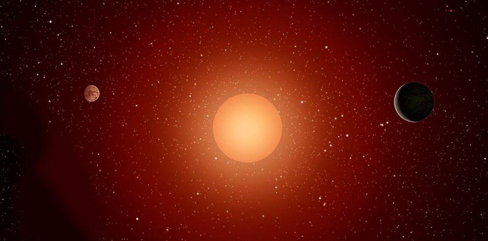 Proxima Centauri Planeten