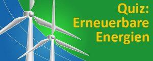 Erneuerbare Energien, Windräder