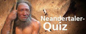 Teaserbild des Neandertaler-Quiz