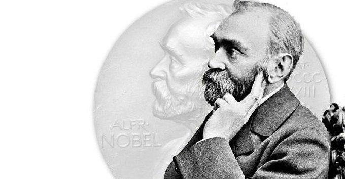 Alfred Nobel, Fotoporträt von Gösta Florman