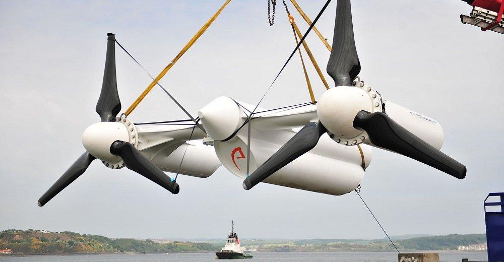 Capricorn Marine Turbine