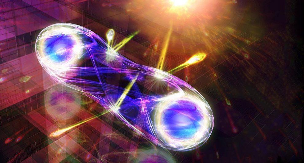 verschränkte Photonen
