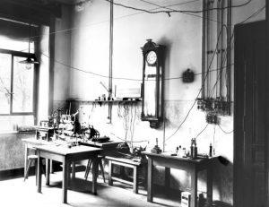 Röntgens Labor