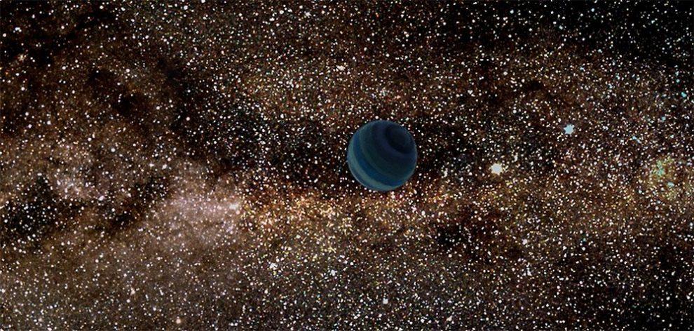 Einzelgänger-Planet