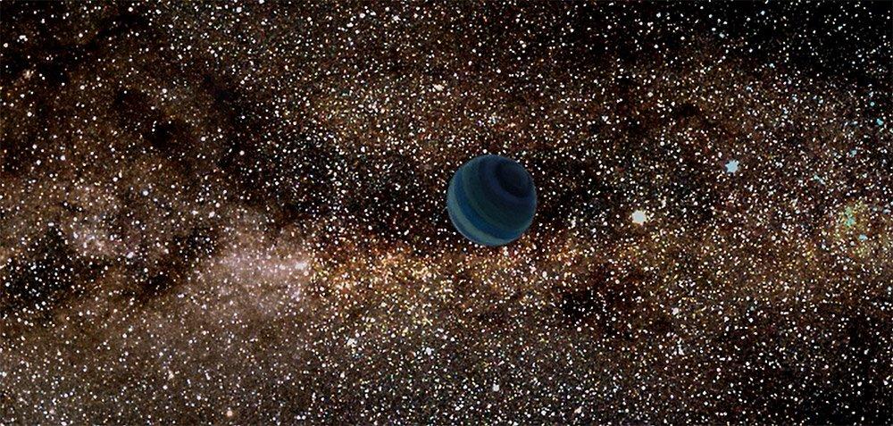 Kleinster Planet