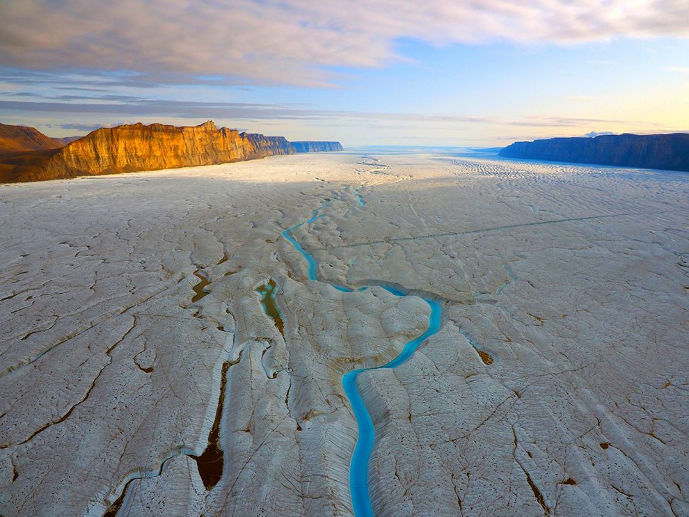 Ryder Glacier