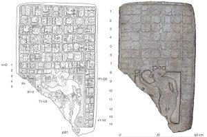 Maya-Tafel