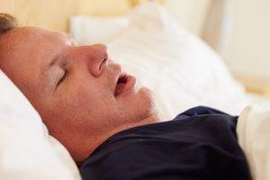 Schlaf-Apnoe