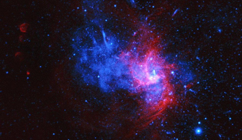 Erstes Relikt einer exotischen Sternexplosion - Astronomen entdecken ersten Überrest einer Typ-1ax-Supernova in unserer Galaxie - scinexx.de - scinexx | Das Wissensmagazin