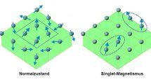 Singlet-Magnet