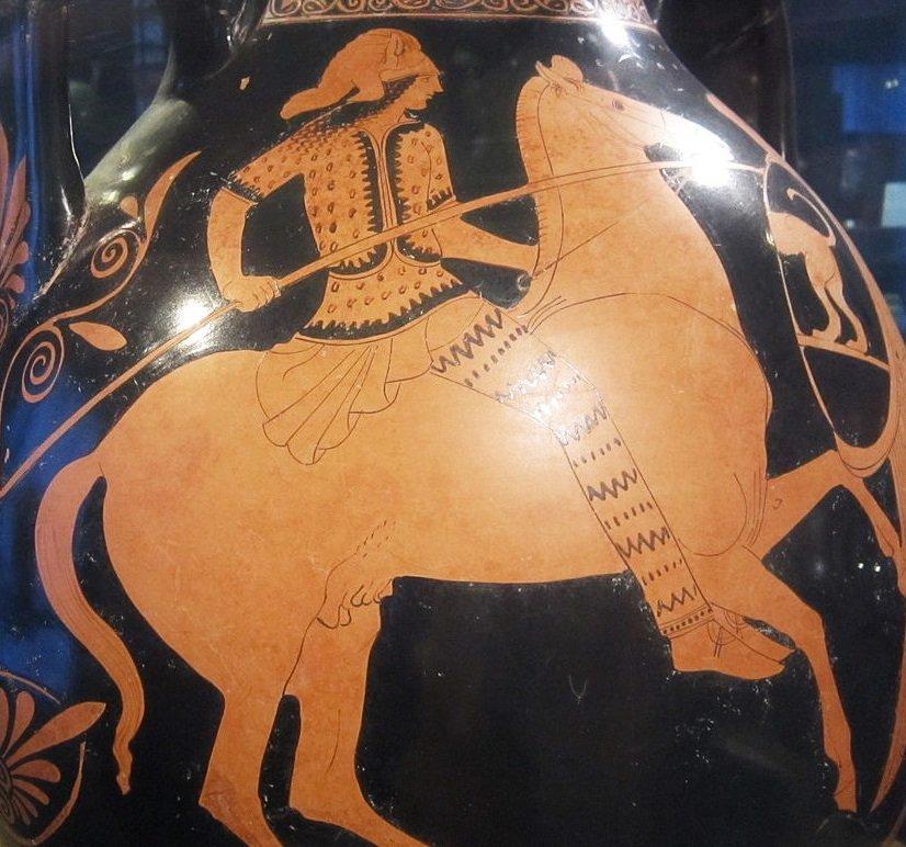 Vasenmalerei, Museo Orsi in Syrakus