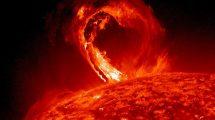 Solarer Plasmaausbruch