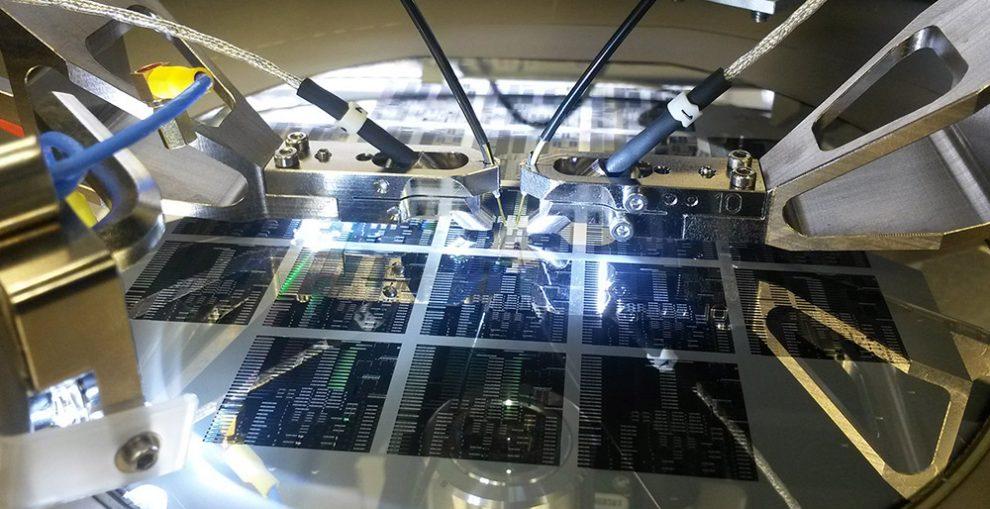 Spektrometer-Chip