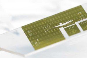 Mini-Spektrometer