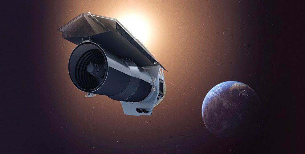 Spitzer-Weltraumteleskop