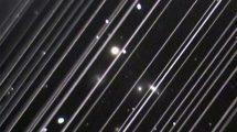 Starlink-Spuren