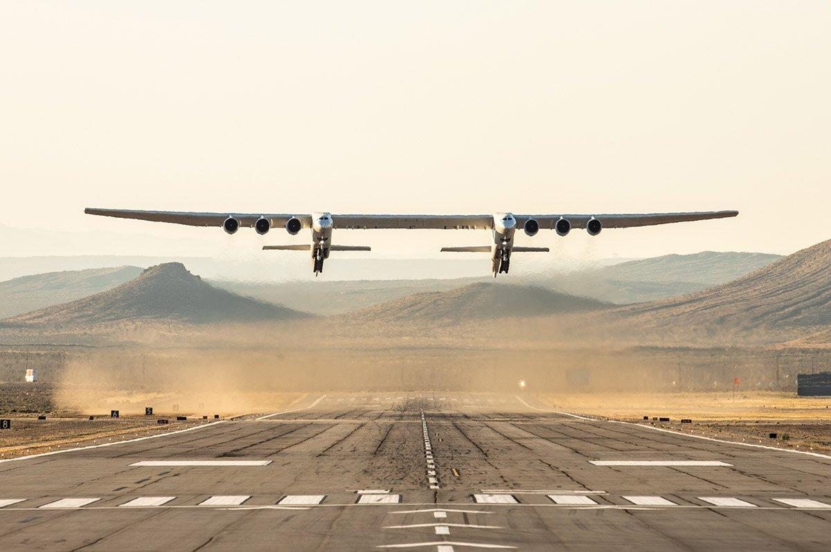 Flugzeug Position