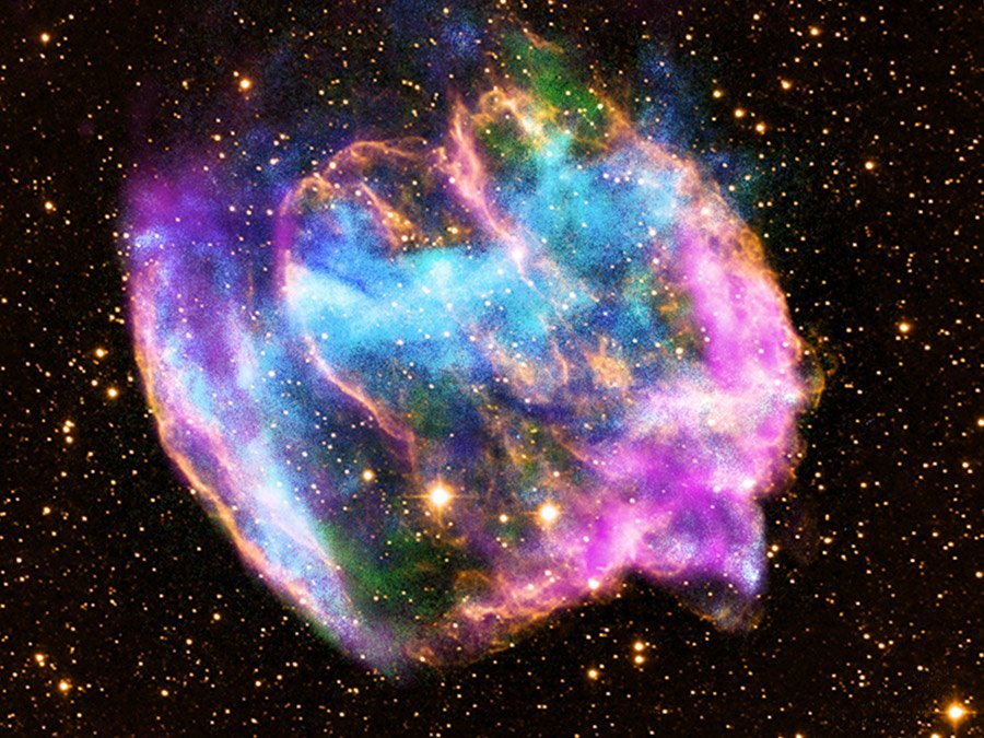 Supernova-Relikt