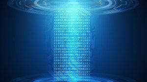 Daten-Teleportation