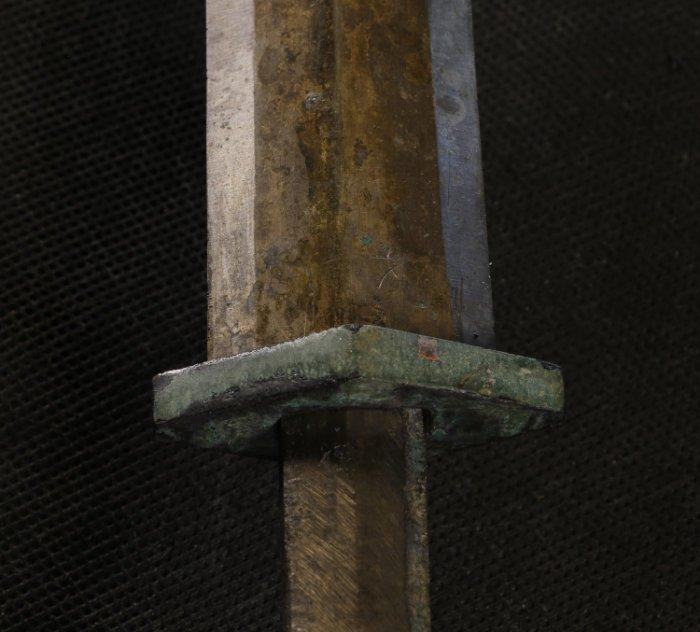 Schwert eines Terrakotta-Kriegers