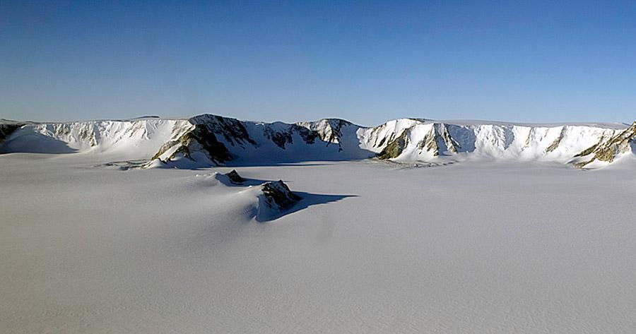 Shackleton Range