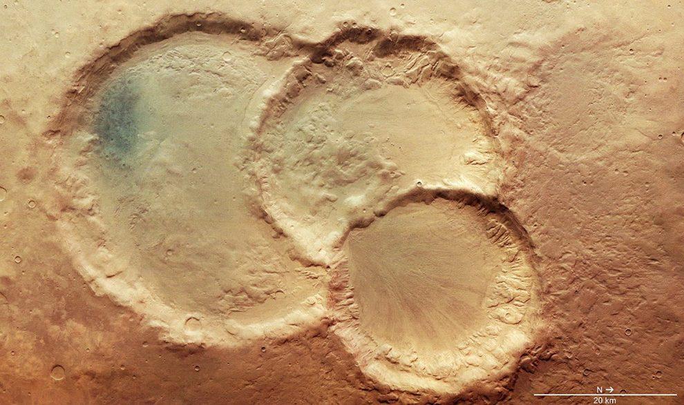 Dreier-Krater