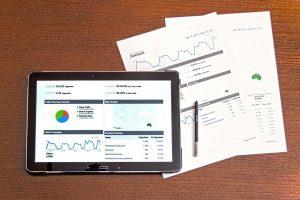 Textpad und Businessplan