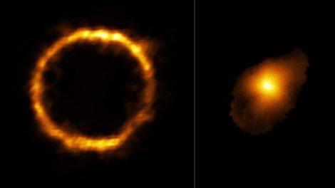 Galaxie SPT0418-47