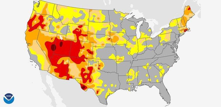 US-Dürre