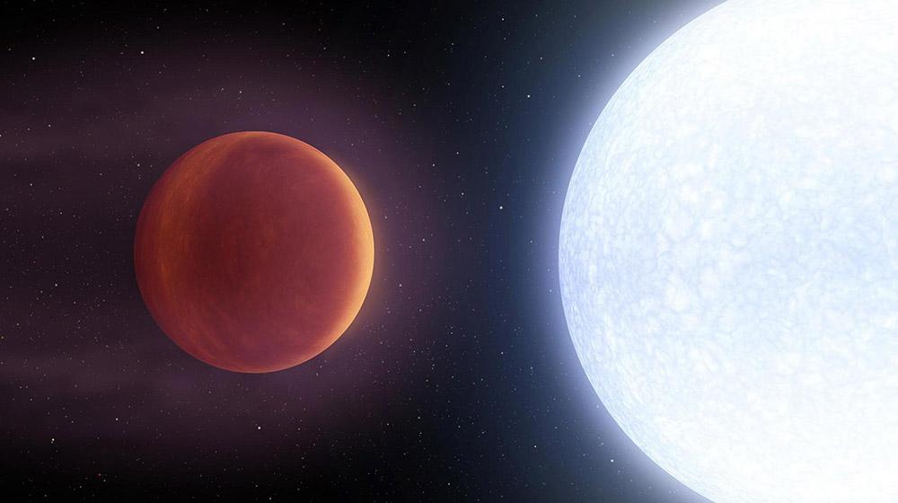 Hat die Vega einen Planeten? - Fünfthellster Stern am Himmel könnte einen extrem heißen Gasriesen besitzen - scinexx.de - scinexx | Das Wissensmagazin