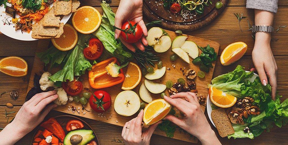 Vegane Ernährung also