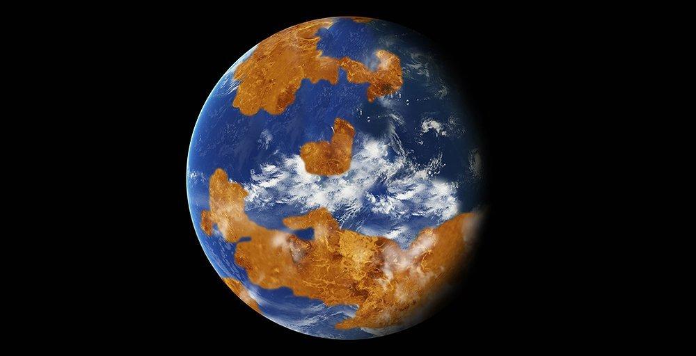 Urzeit-Venus