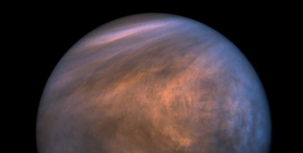 Venus: Dampfhölle statt zweite Erde?
