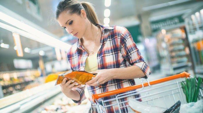 Supermarkteinkauf