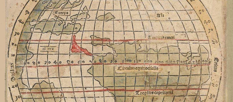 VEspucci-Karte