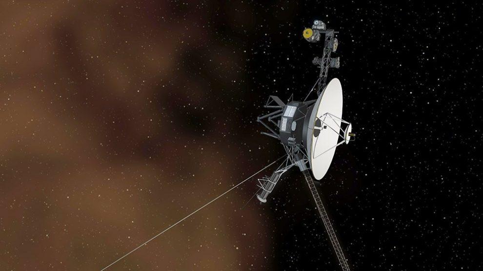 Voyager-Sonde