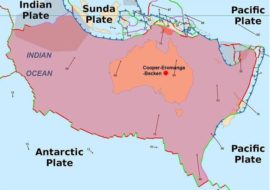 Tekotnik Australiens
