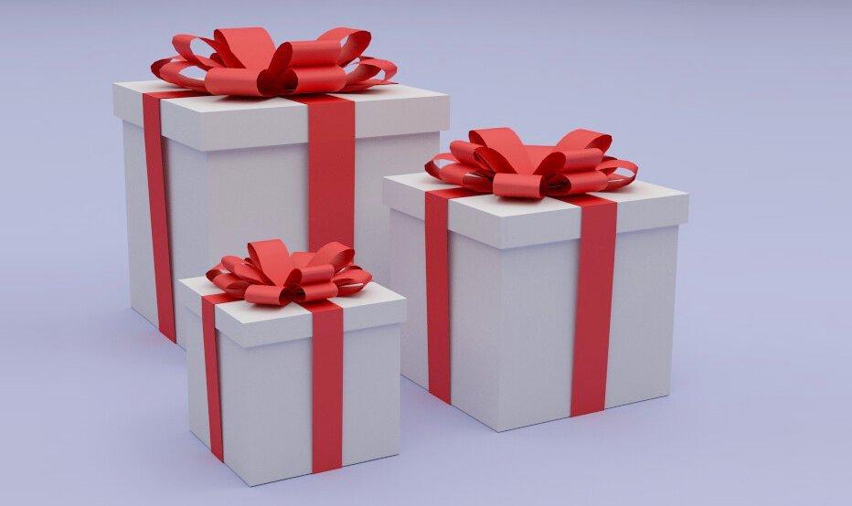 Geschenkpackungen