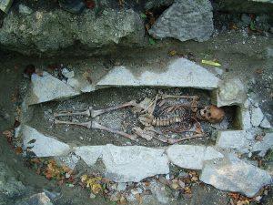 Wikingergrab