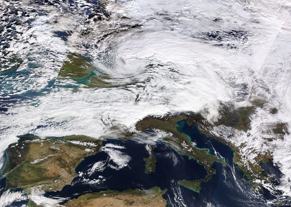 Orkan Friederike